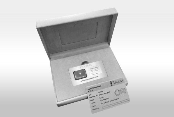 Certificato Diamante D·Donna