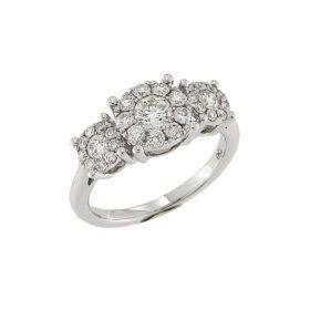 anello-oro-bianco-diamanti-ct-099-basket-ddonna-gioielli