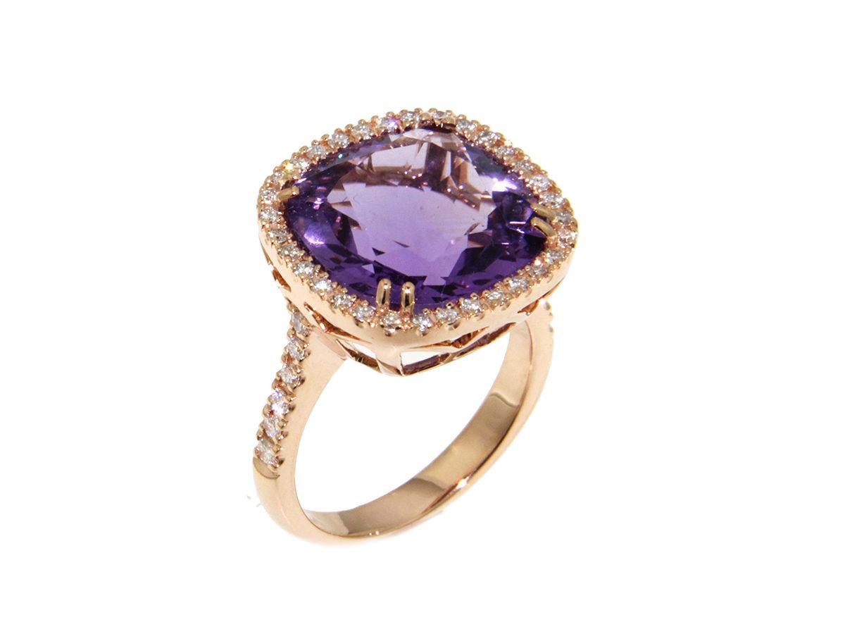 anello-oro-rosa-diamanti-ametista-cuba-brio-ddonna-gioielli