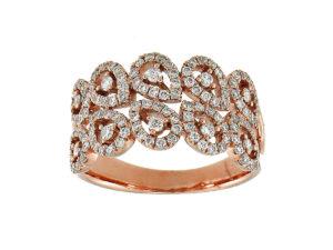 anello-oro-rosa-diamanti-gioia-ddonna-gioielli
