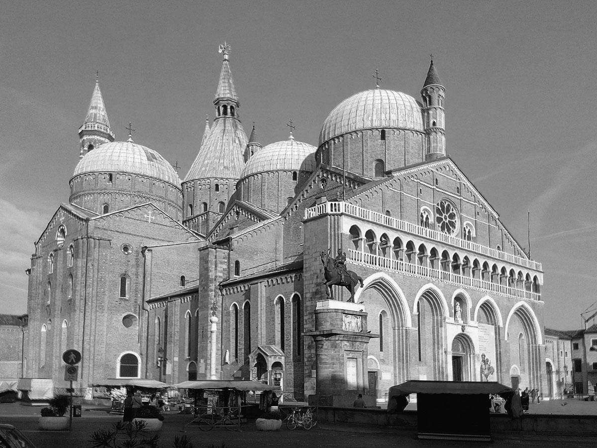 Padova la Basilica del Santo