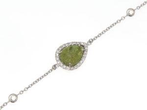 bracciale-oro-bianco-diamanti-smeraldi-aida-flat-ddonna-gioielli