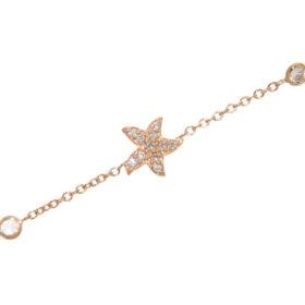 bracciale-oro-rosa-diamanti-bridge-ddonna-gioielli