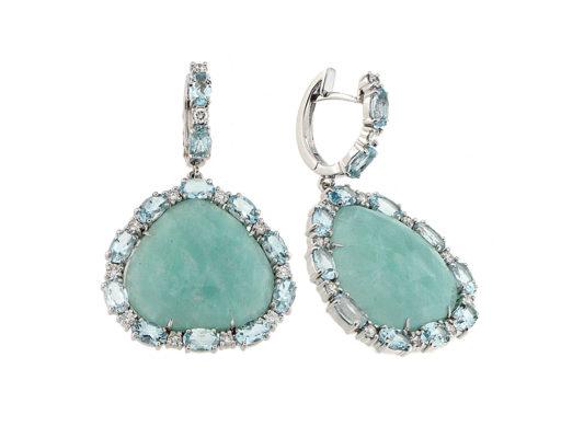 orecchini-oro-bianco-diamanti-amazzonite-acquamarina-frida-ddonna-gioielli