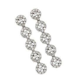 orecchini-oro-bianco-diamanti-gioia-ddonna-gioielli