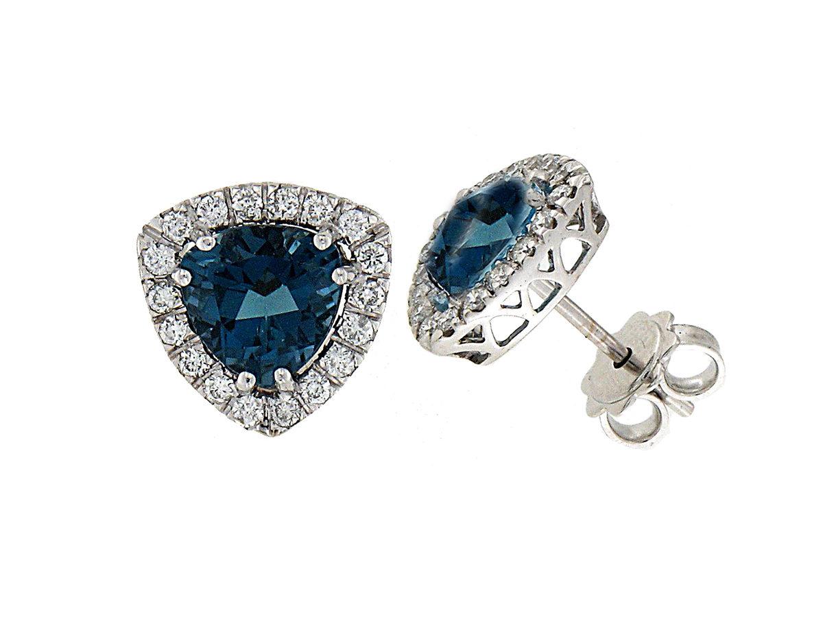orecchini-oro-bianco-diamanti-topazi-blu-crystal-ddonna-gioielli