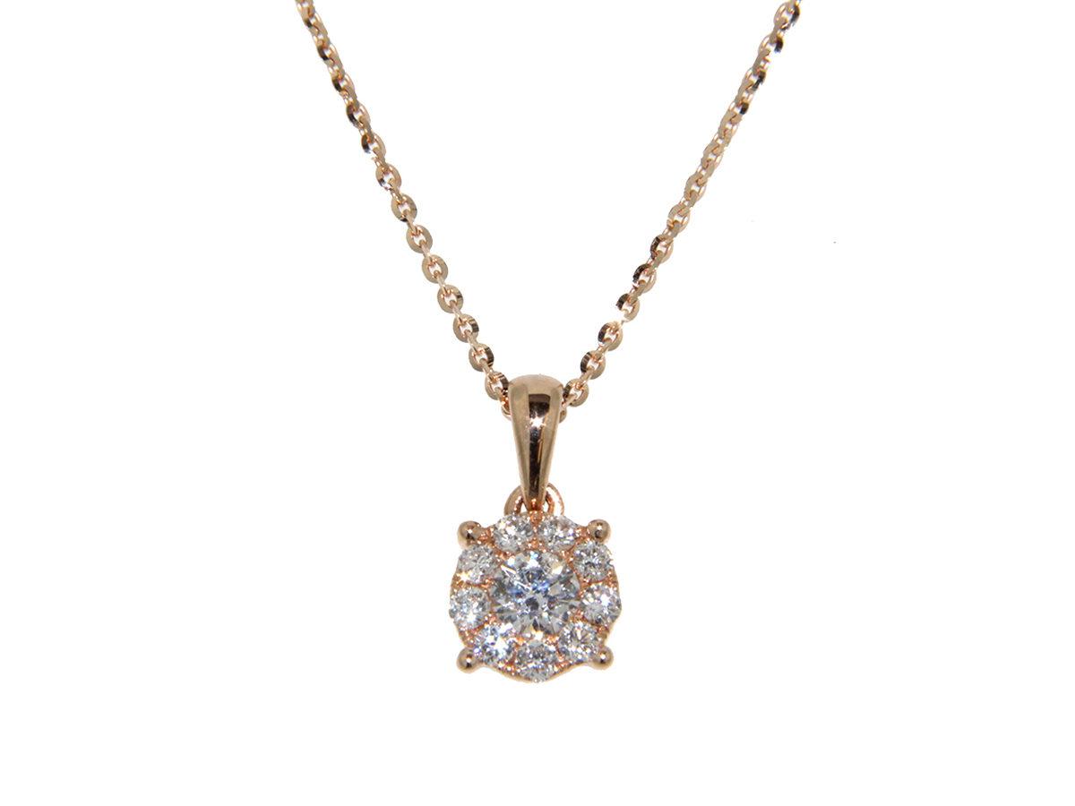 pendente-oro-rosa-diamante-centrale-ct-020-basket-ddonna-gioielli