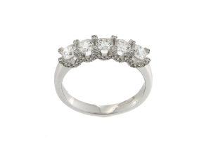 anello-oro-bianco-cinque-diamanti-centrali-ct-094-onde-ddonna-gioielli