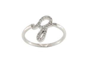 anello-oro-bianco-diamanti-lettere-amore-ddonna-gioielli