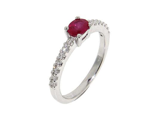 anello-oro-bianco-diamanti-rubino-alice-ddonna-gioielli