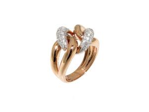 anello-oro-rosa-bianco-diamanti-groumette-ddonna-gioielli