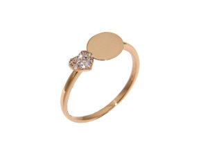 anello-oro-rosa-diamanti-mulan-ddonna-gioielli