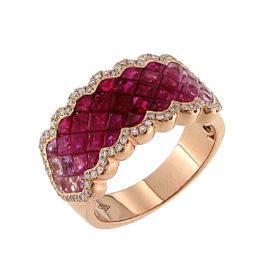 anello-oro-rosa-diamanti-rubini-zaffiri-rosa-romeo-giulietta-ddonna-gioielli