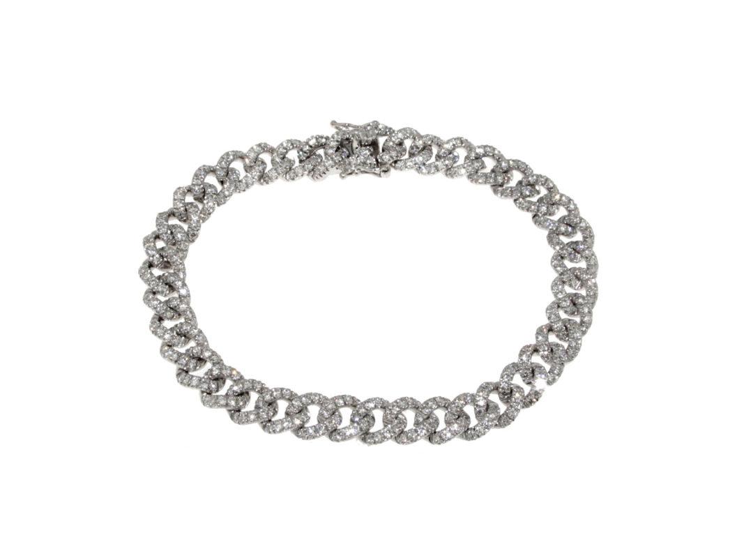 bracciale-oro-bianco-diamanti-ct-4,70-groumette-ddonna-gioielli