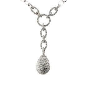 collana-oro-bianco-diamanti-drop-ddonna-gioielli