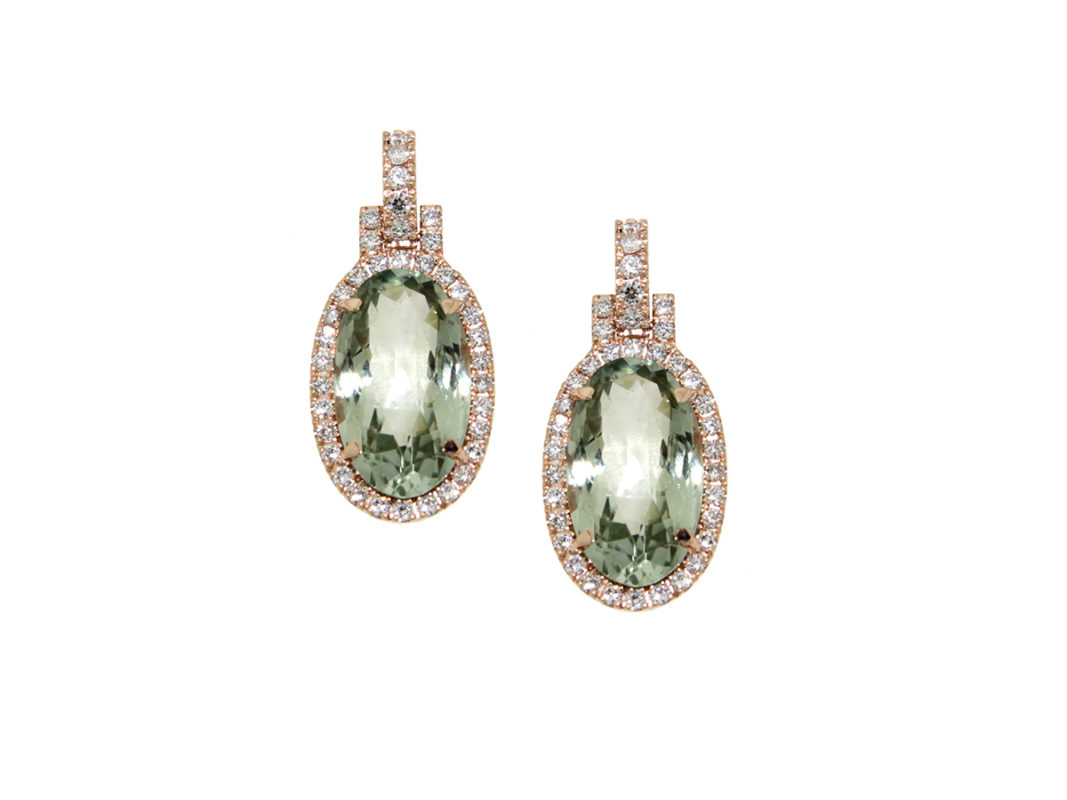 orecchini-oro-bianco-diamanti-prasioliti-rio-ddonna-gioielli
