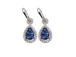 orecchini-oro-bianco-diamanti-zaffiri-blu-linda-ddonna-gioielli