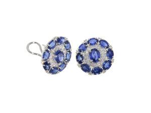 orecchini-oro-bianco-diamanti-zaffiri-blu-sahara-ddonna-gioielli