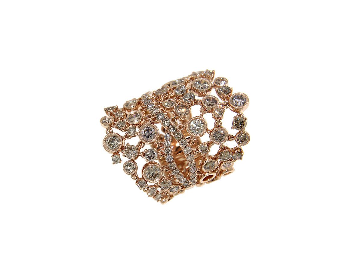orecchini-oro-rosa-diamanti-brown-ct-3,36-miro-ddonna-gioielli