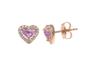 orecchini-oro-rosa-diamanti-zaffiri-rosa-romeo-giulietta-ddonna-gioielli