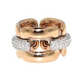 anello-oro-bianco-rosa-diamanti-ct-0.73-groumette-ddonna-gioielli